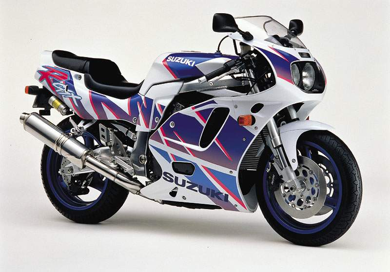 Suzuki GSX-R 750WN technical specifications